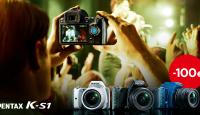 Ricoh cнизил цены на зеркальную камеру Pentax K-S1