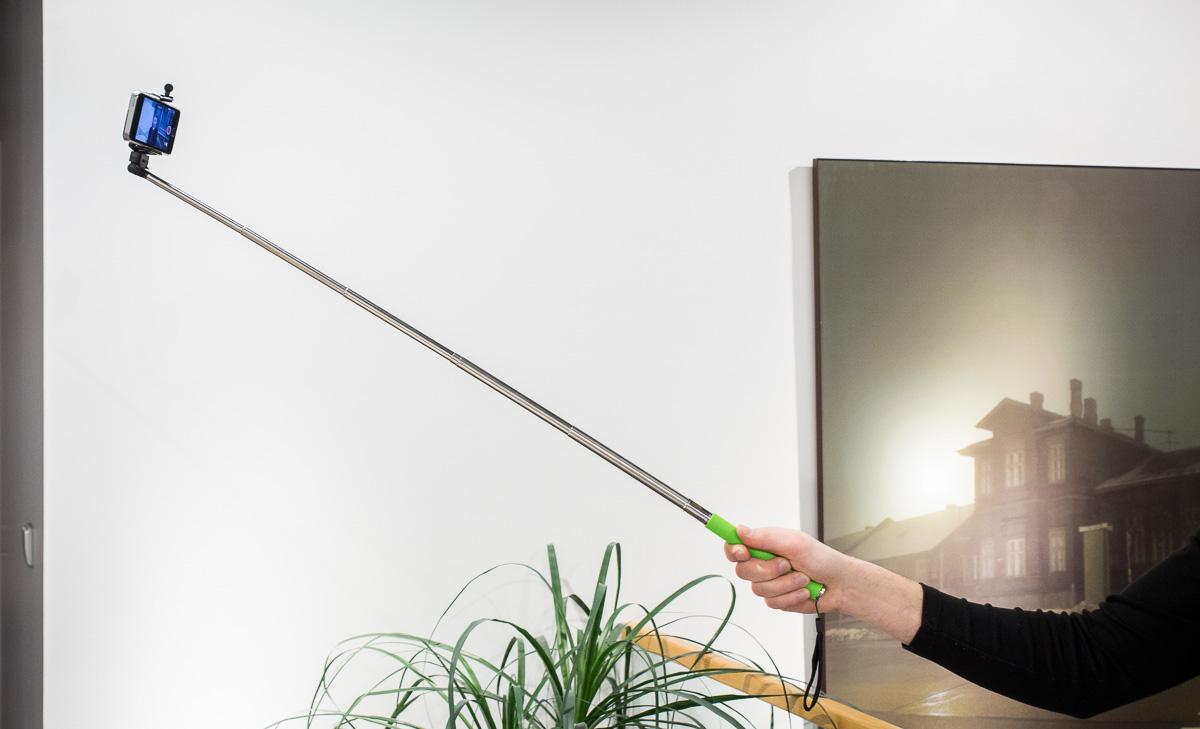 Полезные штуки №68. SelfieMAKER Smart – монопод для съёмки фото и видео со смартфона