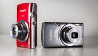 Что в коробке: самые дешевые цифровые камеры Canon IXUS 160 и 165