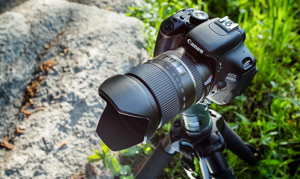 Как фотографирует суперзум Tamron 16-300мм. Точный баланс качества изображения и удобства