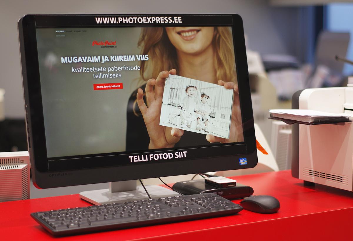 Современные фото-киоски теперь в представительствах Photopoint
