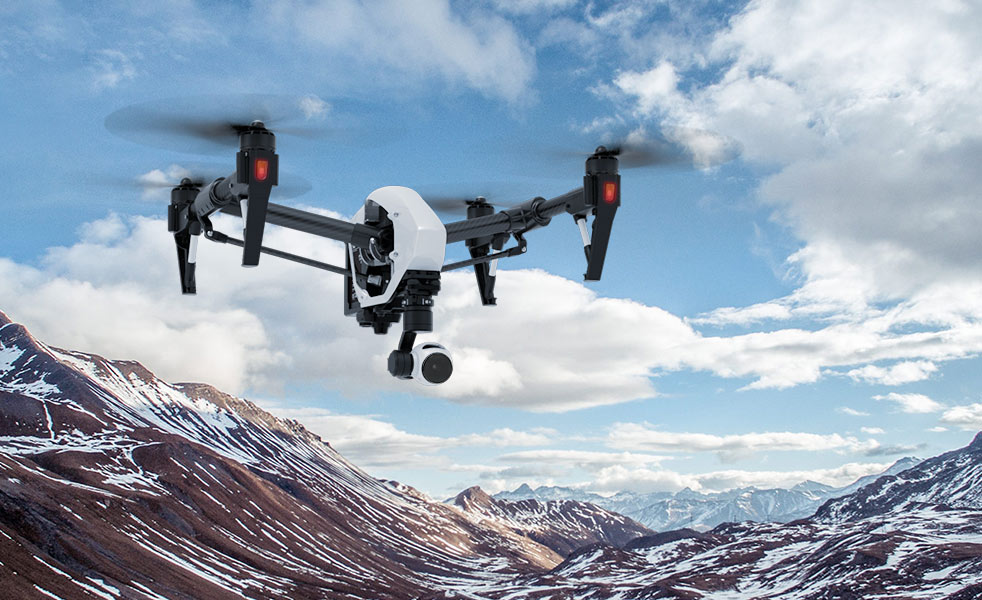 DJI предлагает круглосуточную техническую поддержку для всех пилотов дрона Inspire 1