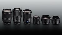 СМОТРИТЕ ВИДЕО: Новые полноформатные объективы Sony.