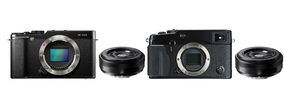 Начните весну с солидным беззеркальным комплектом Fujifilm по выгодной цене