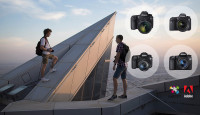 Купите одну из определённых камер Canon и получите от производителя красивые подарки