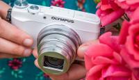 Самая дешевая компактная супер-зум камера в Photopoint: Olympus SH-1