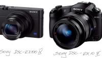 Приветствуем: Sony DSC-RX10 II и DSC-RX100 IV уже в продаже!
