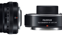 Новый 1.4X телеконвертер от Fujifilm и погодоустойчивый объектив Fujinon 35мм F2.0