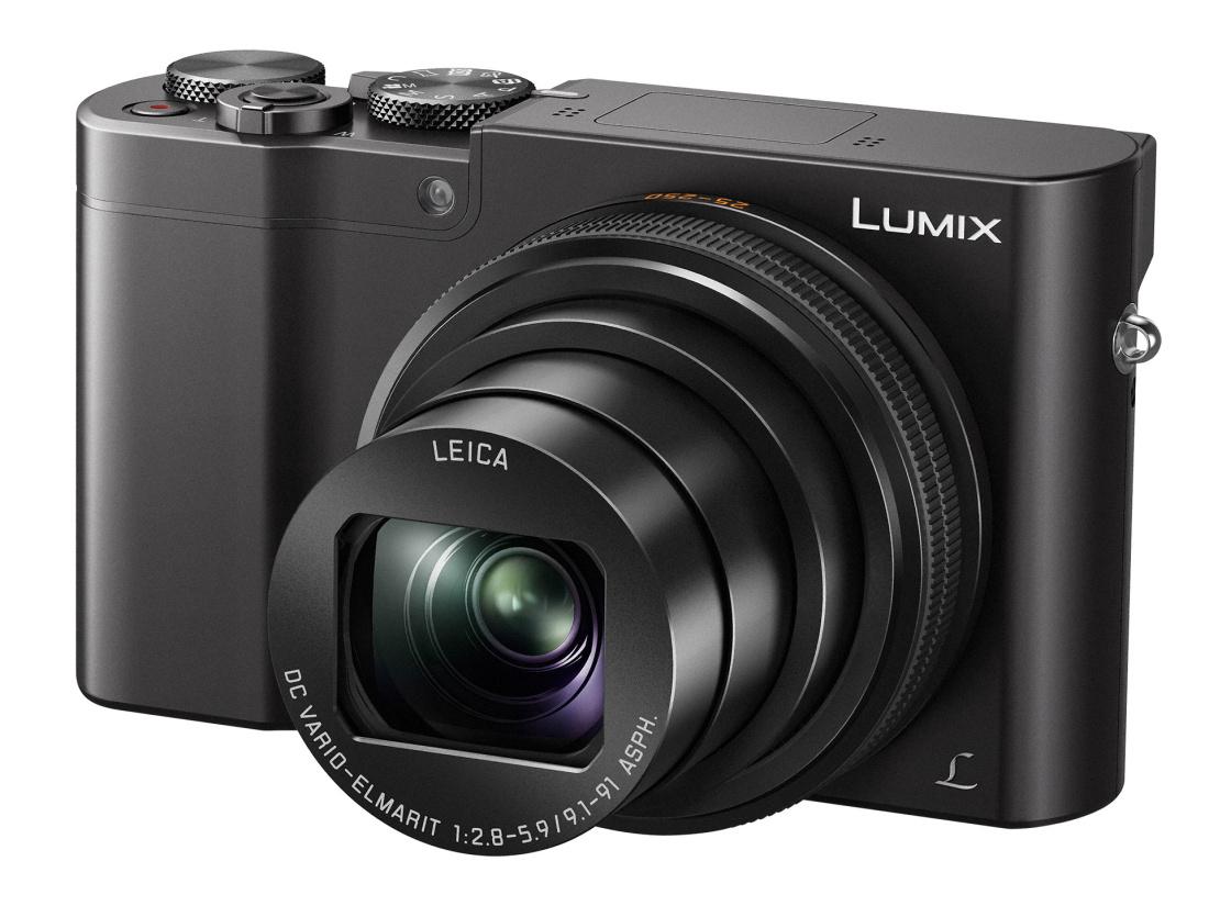 CES 2016: Panasonic представил компактную камеру TZ100 для путешественников