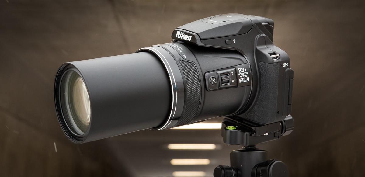 Что в коробке: Nikon Coolpix P900 - самая мощная суперзум-камера в мире