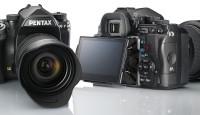 Зеркальная камера Pentax K-1 с полноформатной 36,4мп матрицей и 5-осевым стабилизатором