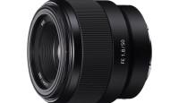 Sony представили новый объектив FE 50мм F1.8 для полного кадра