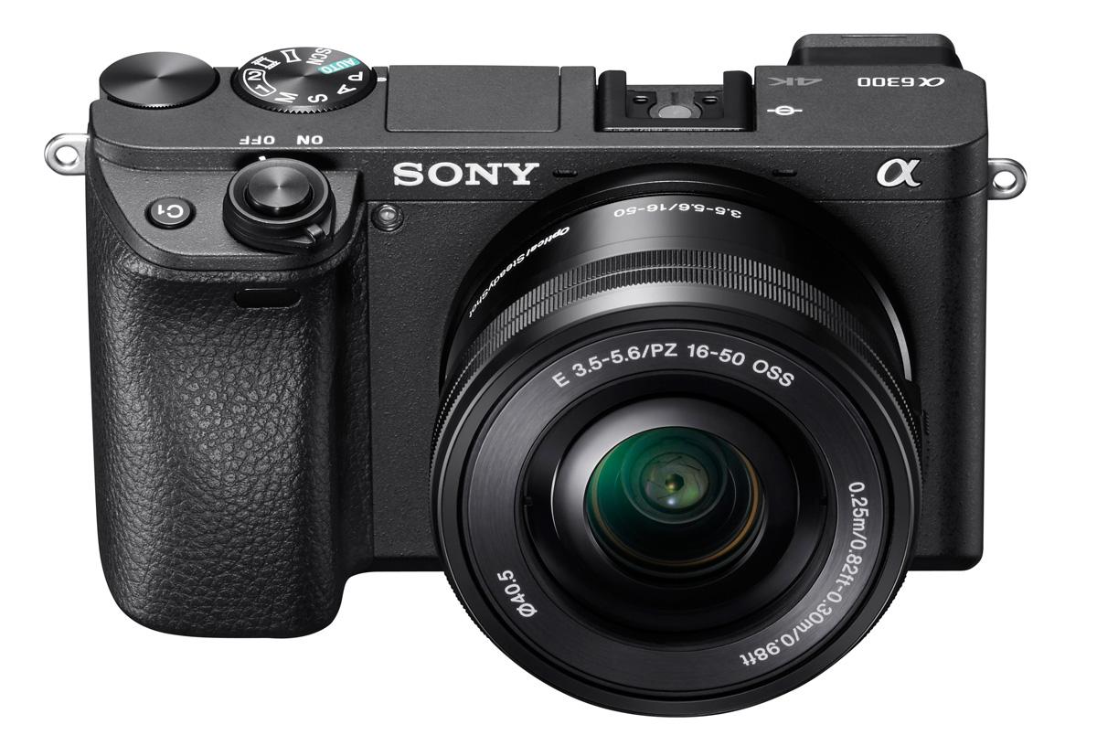 Теперь в продаже: беззеркальная камера Sony a6300