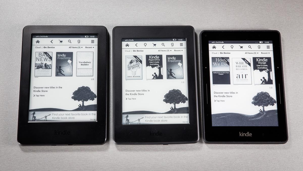 Как скачать книги для электронной книги kindle