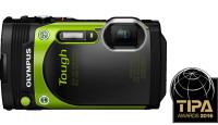 Olympus Stylus Tough TG-870 получает награду TIPA за звание самой защищенной камеры