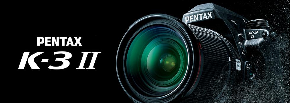 Апрель - время смены камеры: получи за свой старый Pentax до 400€ назад!