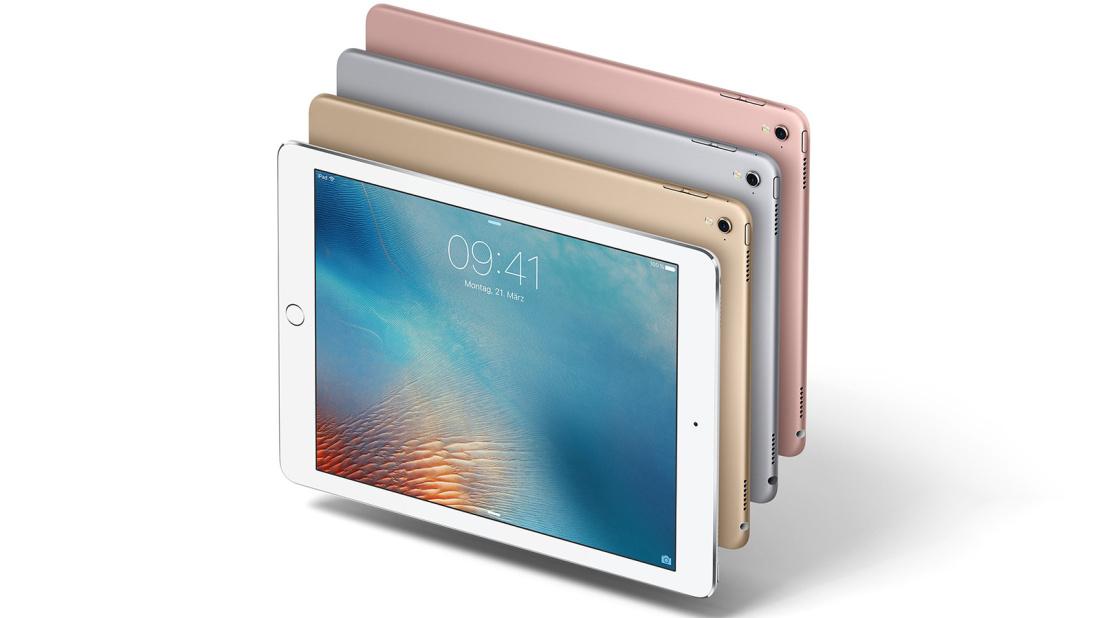 "Теперь в продаже: Apple iPad Pro 9.7"""