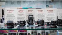 Новинки в арендном пунке Photopoint: объективы Olympus для беззеркальных камер