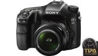 Sony a68 - лучшая зеркальная камера для новичка по данным TIPA 2016