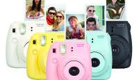 Продажи моментальных камер Fujifilm Instax растут с каждым днем
