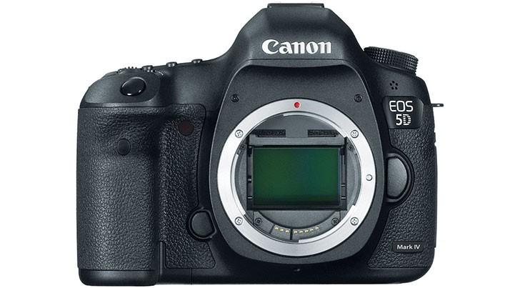 Горячие слухи: в интернет просочились данные о характеристиках Canon 5D Mark IV