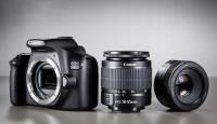Что в коробке: зеркальная камера Canon EOS 1300D с двумя объективами