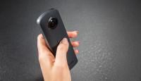Что в коробке: 360° видео- и фотокамера Ricoh Theta S
