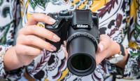 Что в коробке: компактная камера с мощным зумом Nikon Coolpix B500