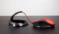 Полезные штуки №79: держатель проводов Adjix Mouse Bungee от Speedlink