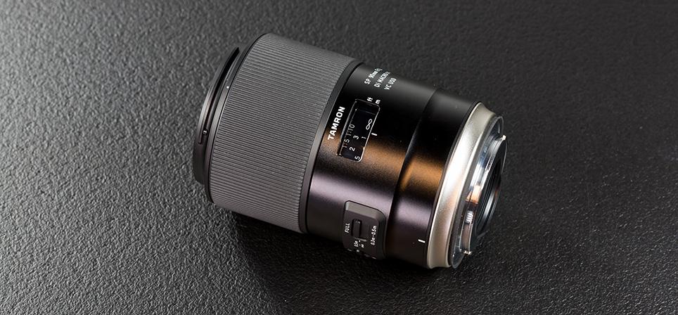 Макро объектив Tamron SP 90мм f/2.8 Di VC USD перенесет тебя в миниатюрный мир