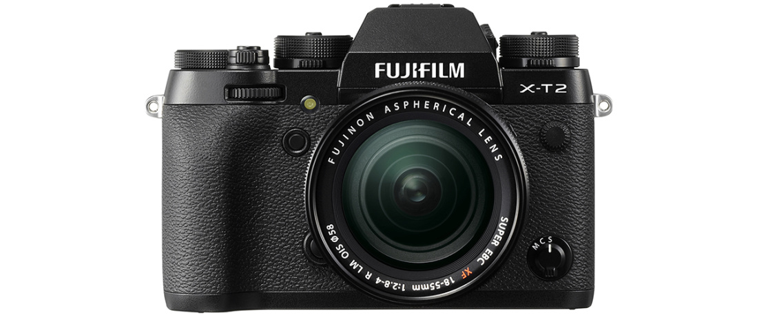 Теперь в продаже: флагман гибридных камер Fujifilm - X-T2