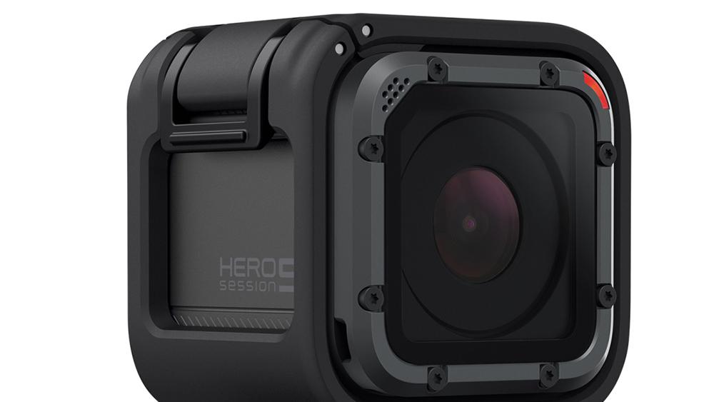 GoPro Hero5 Session - качественная видеосъемка и голосовое управление