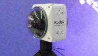 Kodad PixPro 4KVR360 - экшн-камера способная на 360-градусную съемку