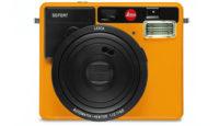 Компания Leica анонсировала свою первую моментальную камеру