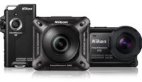 Nikon представил 3 новые экшн-камеры KeyMission