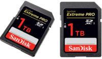SanDisk планирует установить рекорд по емкости SD карт