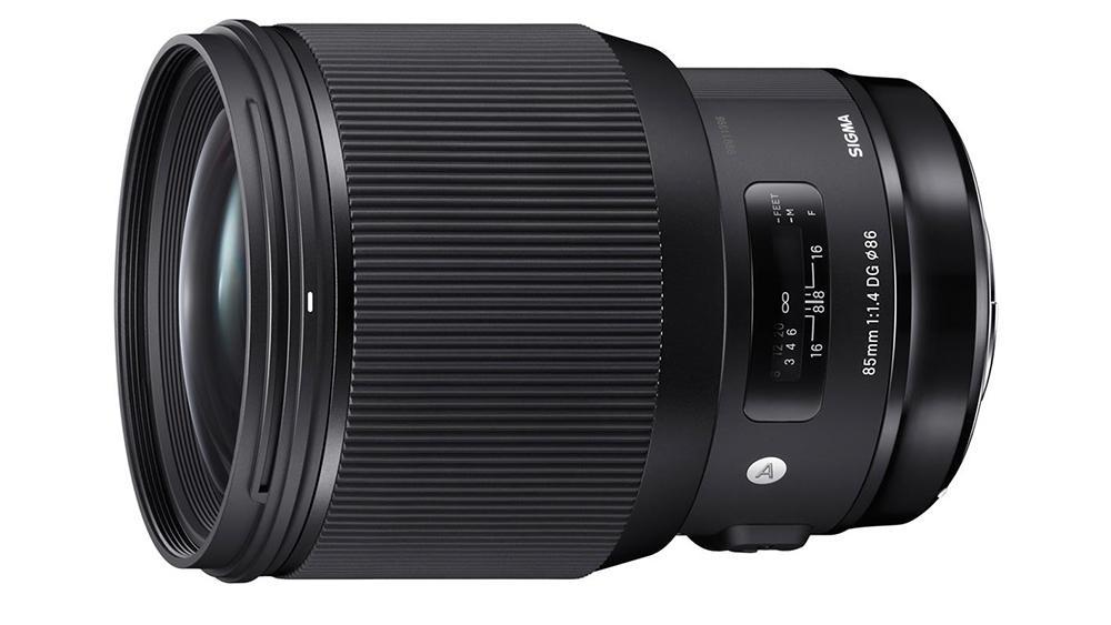 Портретный объектив Sigma 85mm f/1.4 Art поступит в продажу уже в октябре