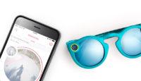 Snapchat представили свои очки со встроенной камерой - Spectacles