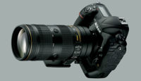 Компания Nikon представила свой новый зум объектив AF-S Nikkor 70-200mm f/2.8E FL ED VR