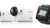 Теперь в продаже: новая 4K экшн-камера Sony FDR-X3000R