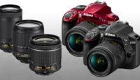 Теперь в продаже: зеркальная камера Nikon D3400
