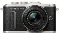 Теперь в продаже: беззеркальная камера Olympus PEN Lite E-PL8