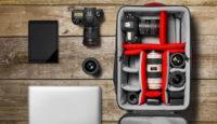 Manfrotto Pro Light Reloader 55 - рюкзак для путешествий с несколькими камерами