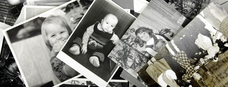 Дай новую жизнь своим фотографиям - оцифровка фотографий в половину дешевле до конца недели!