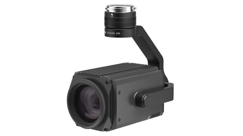 DJI Zenmuse Z30 – камера для дронов с 30-кратным зумом