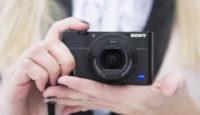 Что в коробке: мощная компактная камера Sony DSC-RX100 V