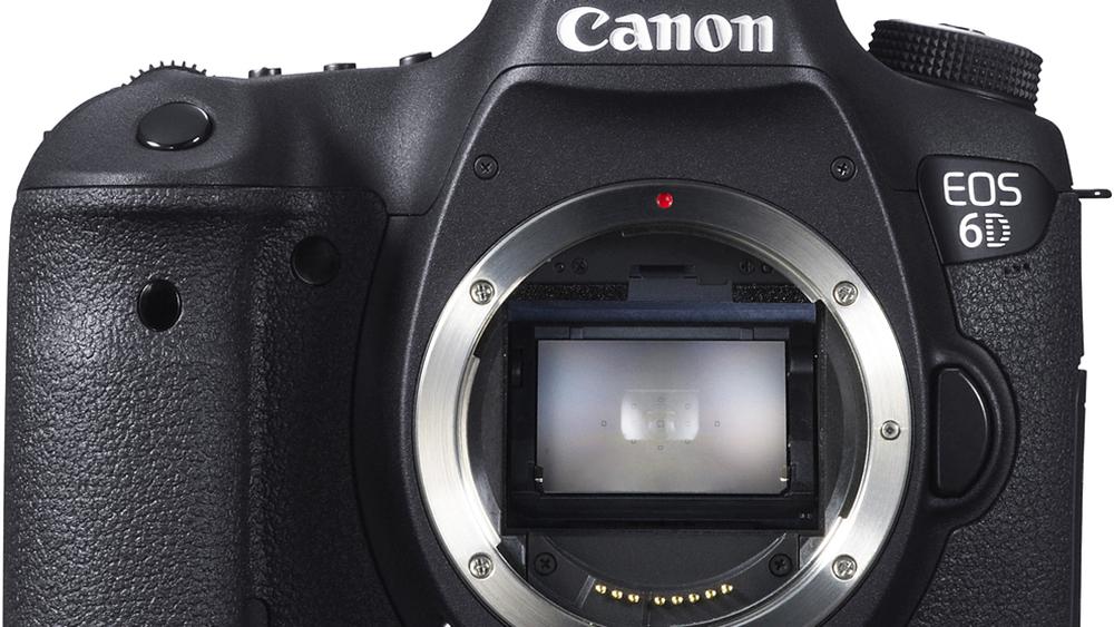 Горячие слухи: новая зеркальная камера Canon EOS 6D Mark II уже весной 2017 года