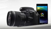 Новая зеркальная камера от Nikon - D5600