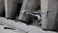 Представлен новый дрон DJI Inspire 2