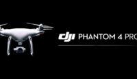 Теперь в продаже: дрон DJI Phantom 4 Pro